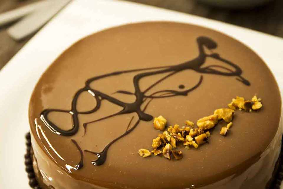 Mousse-de-gianduja