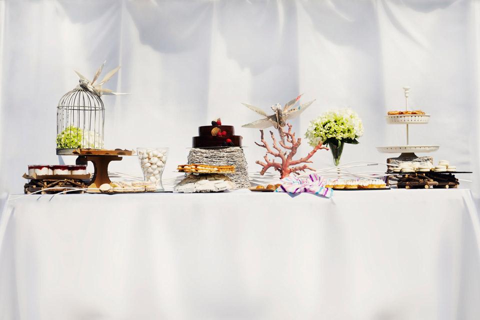Mesas dulces Charamesa Libélulas